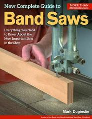 The New Complete Guide to the Band Saw 0 9781565233188 1565233182
