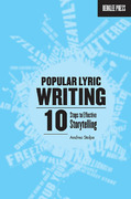 Popular Lyric Writing 1st Edition 9780876390870 0876390874