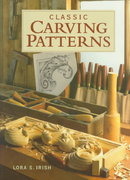 Classic Carving Patterns 0 9781561583188 1561583189