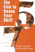 The Five to Seven Year Shift 0 9780226734477 0226734471