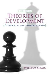 Theories of Development 6th edition 9780205810468 0205810462