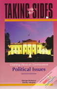 Taking Sides 11th edition 9780697391469 0697391469