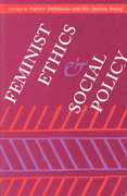 Feminist Ethics and Social Policy 0 9780253211255 0253211255