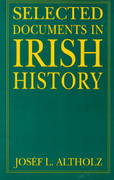 Selected Documents in Irish History 1st Edition 9780765605429 0765605422