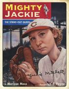 Mighty Jackie 1st edition 9780689863295 0689863292