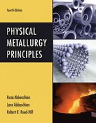Physical Metallurgy Principles 4th Edition 9781111800635 1111800634