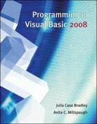 Programming in Visual Basic 2008 7th edition 9780073517209 0073517208