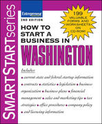 How To Start A Business in Washington 2nd edition 9781599180748 159918074X