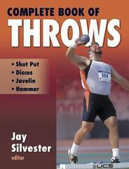 Complete Book of Throws 1st edition 9780736041140 0736041141