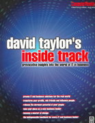 David Taylor's Inside Track: Provocative Insights into the World of IT in Business 0 9780750647458 0750647450