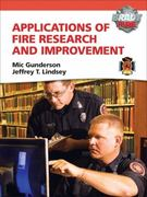 Applications of Fire Research and Improvement 1st edition 9780135027370 0135027373