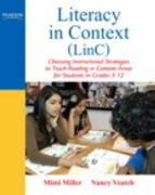 Literacy in Context (LinC) 1st Edition 9780135034842 0135034841