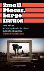 Small Places, Large Issues 3rd Edition 9780745330495 0745330495