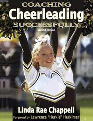 Coaching Cheerleading Successfully 2nd Edition 9780736056250 0736056254