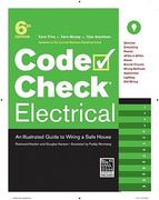 Code Check Electrical 6th edition 9781600853340 160085334X