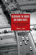 Blockading the Border and Human Rights 1st Edition 9780292723498 0292723490