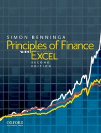 Principles of Finance with Excel 2nd Edition 9780199755479 0199755477