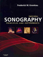 Sonography Principles and Instruments 8th Edition 9781437709803 143770980X