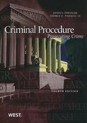 Criminal Procedure 4th edition 9780314202765 0314202765