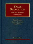 Trade Regulation 6th Edition 9781599412498 1599412497