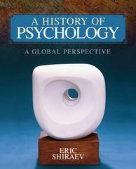 A History of Psychology 1st Edition 9781412973830 141297383X