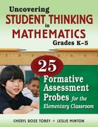 Uncovering Student Thinking in Mathematics, Grades K-5 1st Edition 9781412980555 1412980550