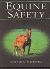 Equine Safety 1st edition 9780827372313 0827372310