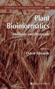 Plant Bioinformatics 1st edition 9781588296535 1588296539