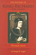 The History of King Richard the Third 0 9780253217998 0253217997