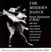The Modern Dance 1st Edition 9780819560032 0819560030
