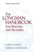 The Longman Handbook for Writers and Readers 3rd edition 9780321097248 0321097246