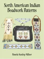 North American Indian Beadwork Patterns 0 9780486288352 0486288358