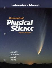 Laboratory Manual for Conceptual Physical Science 4th edition 9780321524058 0321524055