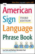 The American Sign Language Phrase Book 3rd Edition 9780071497138 0071497137