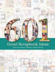 601 Great Scrapbook Ideas 0 9781599630175 1599630176