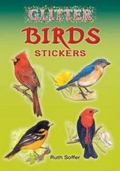 Glitter Birds Stickers 0 9780486451916 0486451917