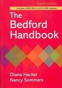 Bedford Handbook 8e paper & Research Pack 8th edition 9780312667979 0312667973