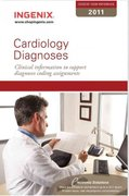 Coders' Desk Reference for Cardiology Diagnoses 0 9781601514585 1601514581