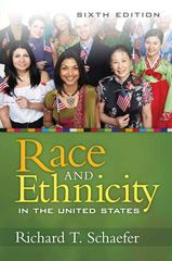 Race and Ethnicity in the United States 6th edition 9780205790616 0205790615