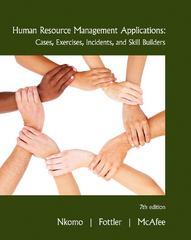 Human Resource Management Applications 7th Edition 9780538468077 0538468076
