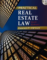 Practical Real Estate Law 6th edition 9781439057209 1439057206