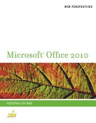 New Perspectives on Microsoft Office 2010, Second Course 1st edition 9780538743099 0538743093