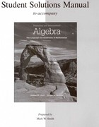 Beginning and Intermediate Algebra:: The Language and Symbolism of Mathematics 3rd edition 9780077296926 0077296923