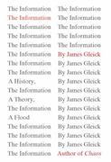 The Information 1st Edition 9780375423727 0375423729
