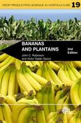 Bananas and Plantains 2nd edition 9781845936587 1845936582