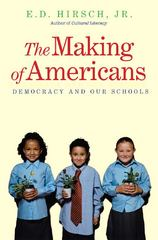 The Making of Americans 1st Edition 9780300168310 0300168314