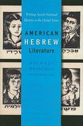 American Hebrew Literature 0 9780815632511 0815632517