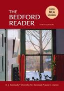 The Bedford Reader with 2009 MLA Update 10th edition 9780312667795 0312667795