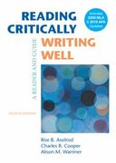 Reading Critically, Writing Well with 2009 MLA and 2010 APA Updates 8th edition 9780312667764 0312667760