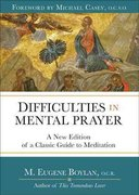 Difficulties in Mental Prayer 0 9780870612541 0870612549
